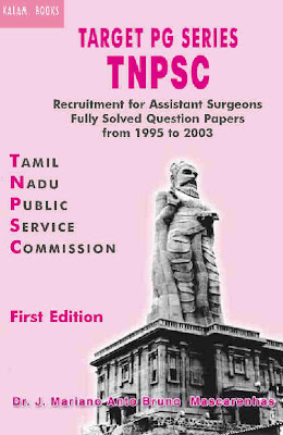 TargetPG TNPSC Interview Buster Assistant Surgeon Recruitment Exam by Dr.Bruno