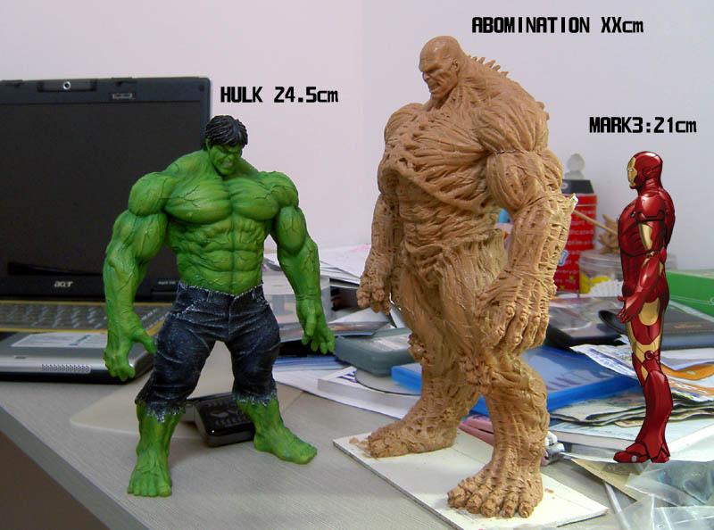 Hulk Vs Abomination Toys 57
