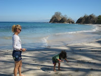 Costa Rica Beaches - An Amazing Beach Surprise Punta Leona