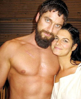 gerard butler 300 beard - photo #31