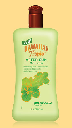 Lime Coolada After Sun Moisturizer Green by Hawaiian Tropic #15