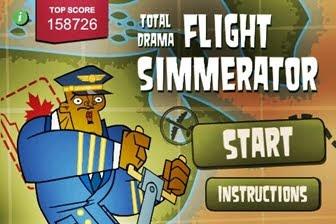 Total Drama: Flight Simmerator