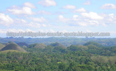 Philippine Tourist Spot Bohol Escaped Special Sights