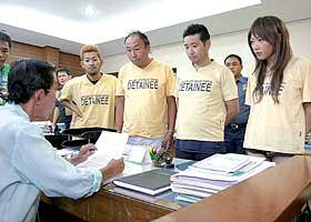 Japanese caught sex filming in Cebu