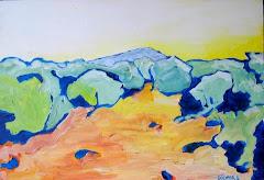 """UTAH DESERT 3 - 12""""x16"""""""