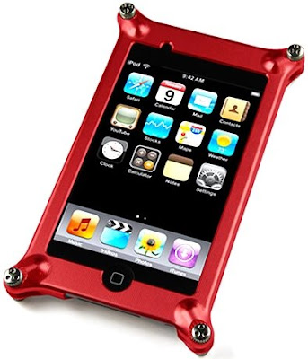 Factron Quattro Aluminum Case For iPod Touch 2