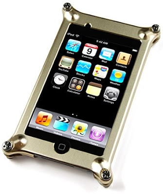 Factron Quattro Aluminum Case For iPod Touch 1
