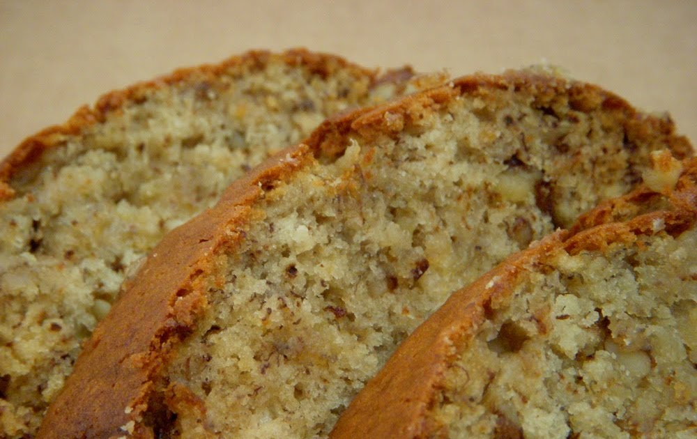 Is Banana Bread Bread Or Cake