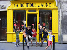 THE NEW BOUTIQUE JAUNE!!!