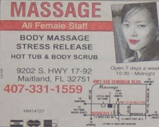 orlando Asian parlor massage