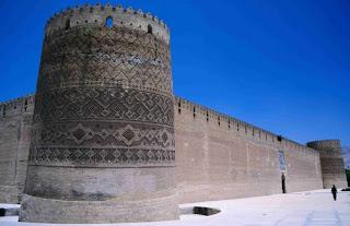 ارگ کریم خان Citadel of Karim Khan