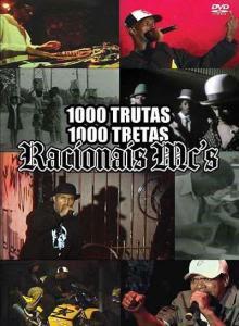 RACIONAIS Pacotão DVD E CD