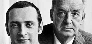 Dmitri e Vladimir Nabokov ©Magnum