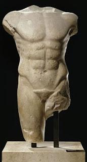 Torso de Mileto (Louvre, Paris)