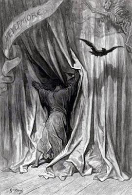 Gustave Doré - Edgar Allan Poe's The Raven