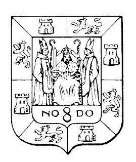 Colorear escudo de Sevilla