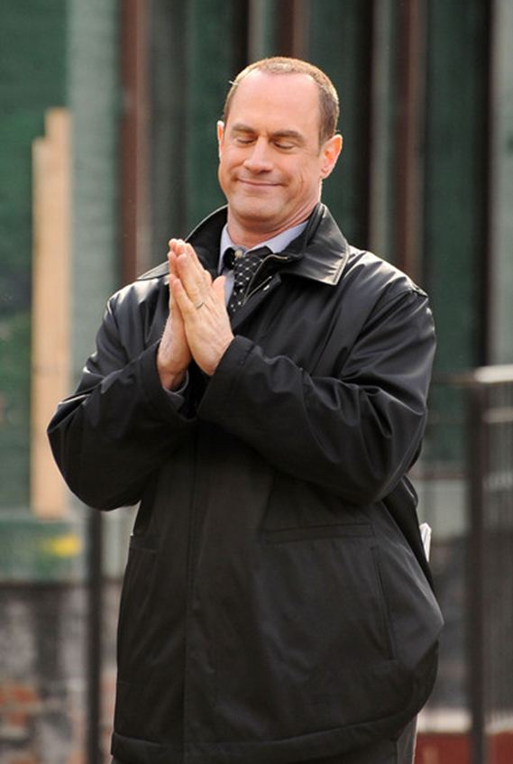 All Things Law And Order: Chris Meloni On Location for Law ... Christopher Meloni Law And Order