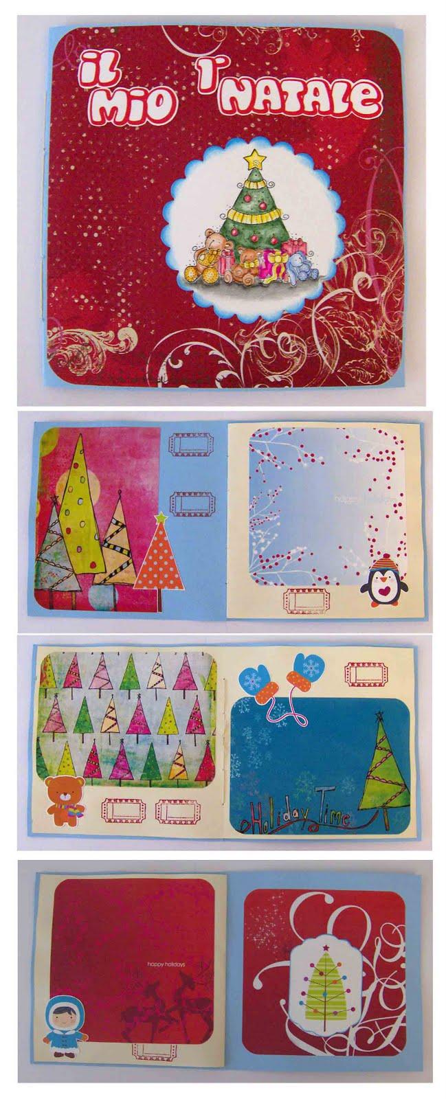 Dipingere Sassi Per Natale carta e sassi: l'album per simone