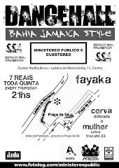 01/05/2008 - 21 h -  Quinta Dancehall - A ORIGINAL