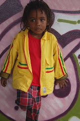 IAN RUDE BOY JUNIOR VESTE RUDY KIDZ BRASIL