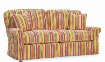A Company That Sells More Expensive Slipcovered Furniture Than IKEA Is Lee  Industries. This Sofa Above Is Definitely A Playroom Or Beach House  Candidate.