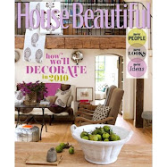 HOUSE BEAUTIFUL NAMES COTE DE TEXAS AS A BLOG TO GO-TO!!