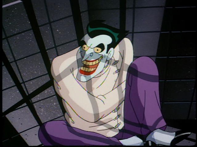 Christmas With The Joker.Returning To Batman The Animated Series Episode 2