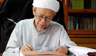 Nik Abdul Aziz Nik Mat www.mymaktabaty.com