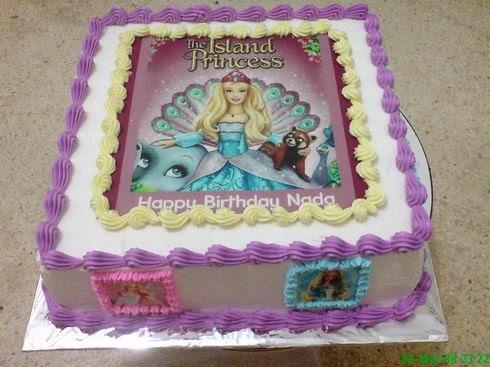 Dapur Pochopa Kue Ulang Tahun Dan Cupcake Barbie Dan