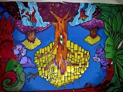 Interior de Universo -por Ezequiel Tufro'