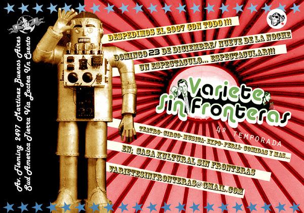 Despedida V.S.F. 2007