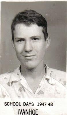 Greta's Genealogy Bog: Billy Jack Brinlee, 1934-2010