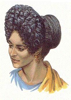 Más agudo peinados antiguos Colección de cortes de pelo estilo - trabajos de sociales: LA BELLEZA EN LA ANTIGUA ROMA Y GRECIA