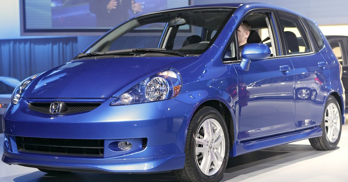 New cars and bikes honda small car jazz fit in india for Honda small car
