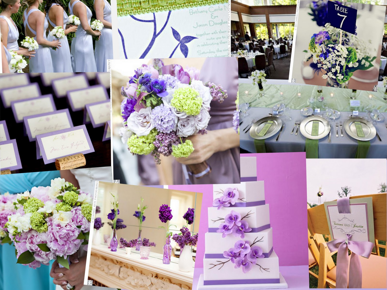 sd events trendspotter lavender and wintergreen for spring weddings