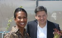 Just Like Me Couples: Nicole Avant and Ted Sarandos