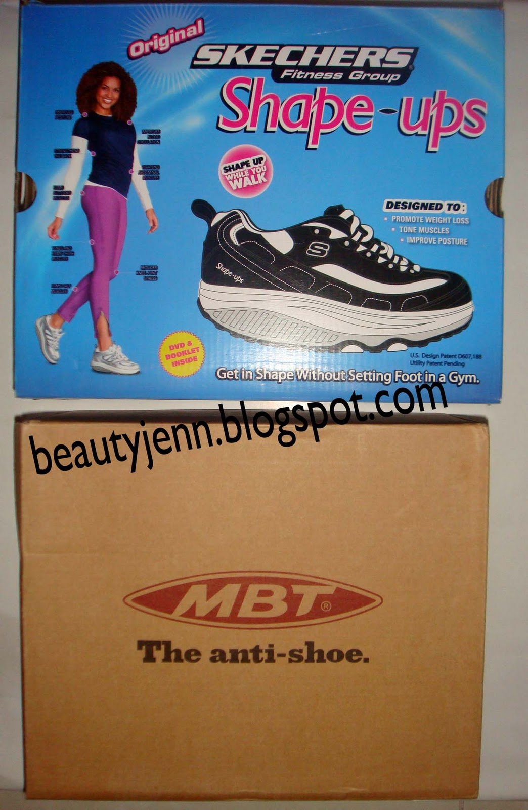 een paar dagen weg breed bereik veel modieus My Life's Inspirations!: MBT Vs Sketchers shoes