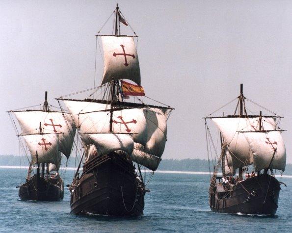 UN POCO DE HISTORIA        1492 Nuestra Historia