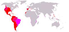 En el Imperio Español no se ponía el sol