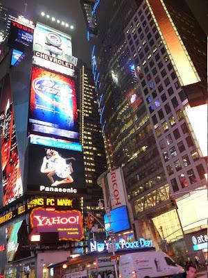 Times Square. Nueva York | Turistacompulsiva.com