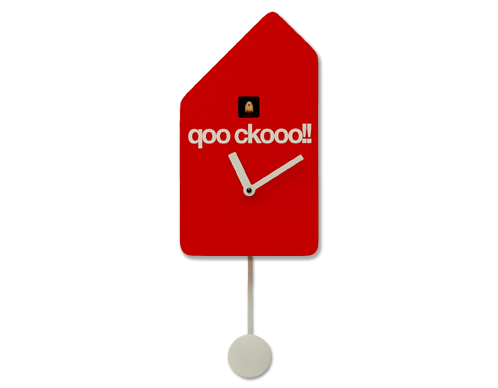 Girl Boy Amp A House Modern Cuckoo Clocks