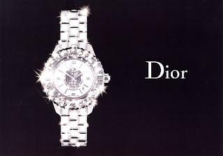 99bcae73ea6 Estação Cronográfica  Evento - Relógios Dior na Yor