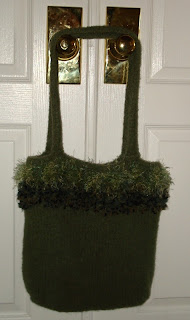 Beautiful felted bag - click to enlarge