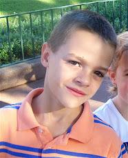 Connor- Age 8