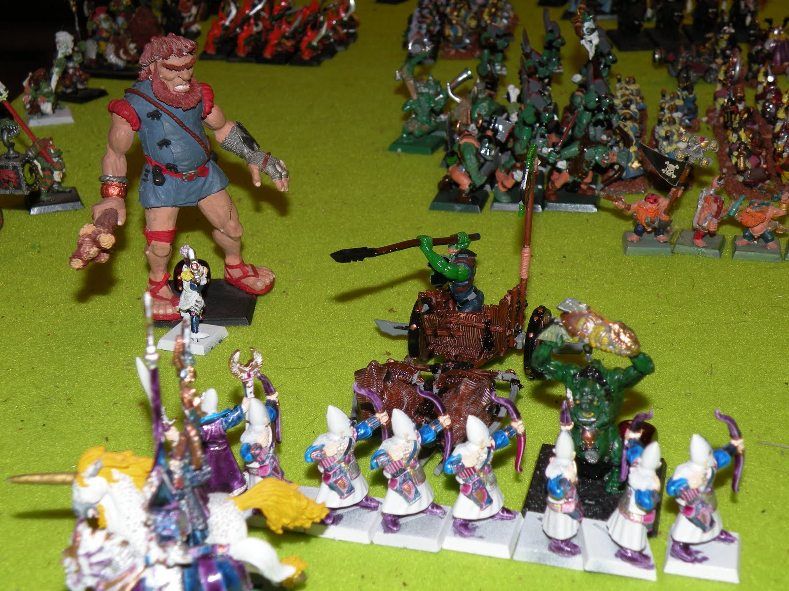 Starving Crazed Weasels Miniatures And Wargames Page War Of The