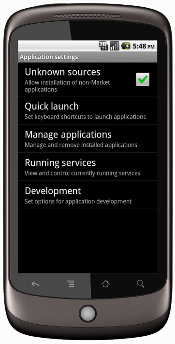 HowTo: Install your Android app OTA on your device for