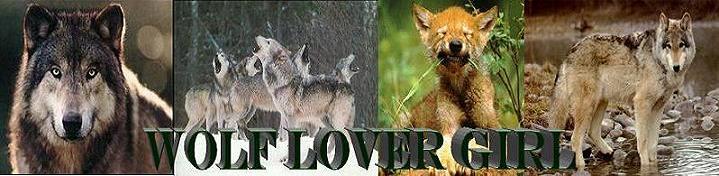 Wolf Lover Girl