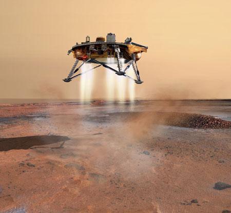 Más agua en Marte.