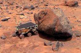 ¿Cuándo fue el primer carro robot a Marte?