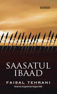 Faisal Tehrani - Saasatul Ibaad